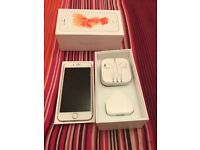 iPhone 6s (16 GB) - Rose Gold - unlocked - Mint condition