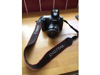 Canon EOS20D Camera with EF28-80mm Lens