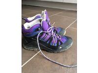 Girls' Quechua Hiking Boot