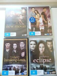 Twilight DVDS Excellent Condition. Shepparton Shepparton City Preview