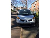 ALL OFFERS ACCEPTED - Left hand drive - Renault modus - Petrol