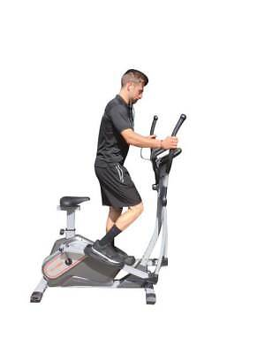 Cross Trainer/Exercise Bike with Seat