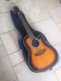 Westfield Electro Acoustic Guitar