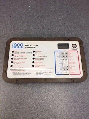 Isco Model 2700 Sampler