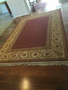 "Turkish Rug-""Versace"" style(modern). In very good condition. Belconnen Belconnen Area Preview"