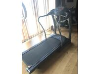 Horizon T4000 Premiere Folding Treadmill, excellent condition!