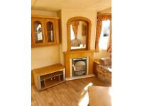 Static holiday home for sale in Towyn North Wales