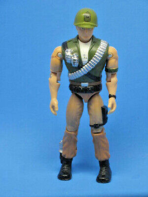 VINTAGE G.I. JOE ACTION FIGURE GIJOE , used for sale  Shipping to India