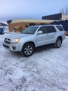 Toyota 4Runner V8 illimited 2008