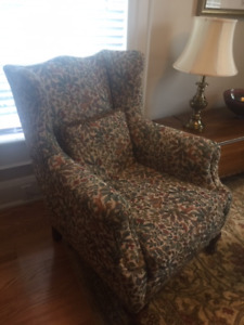 Hickory Chair Furniture Co Armchair