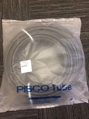 Pisco Tubing Fb1290 12 Mm Od X 9 Mm Id Polyurethane Black 20 Meter Roll