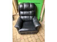 LAZ-boy leather chair