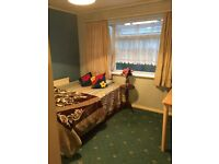 Specious double bedroom available