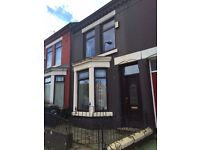 Well presented beautiful large family two bedroom Terrace Property on Bedford Road L20,