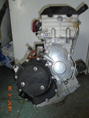 2004 04 Triumph Daytona 600 Engine motor starter transmission RUNS