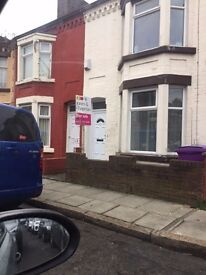 3 bedroomed terraced house ; fully refurbished and redecorated to high standard. new ikea kitchen