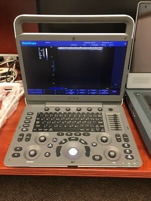 New Sonoscape E1 Portable Ultrasound System