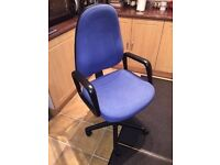 Office Chair (Fully adjustable).