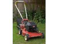 Ransomes Mountfield M4 Sturdy Roughcut Mower