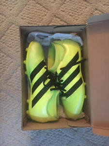 Adidas Ace Prime Mesh Soccer Shoes – Youth Size 5