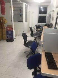 Shop space to rent in Plumstead High Street from 14th of December