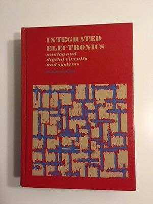 - Integrated Electronics : Analog Digital Circuits and Systems by Christos...