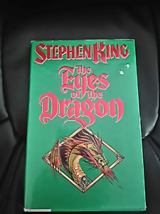stephen king the eyes of the dragon hardcover first edition