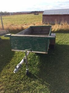 Utility/Quad Trailer for Sale  $300.00 O.B.O.