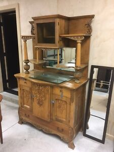 Antique Hutch-best offer