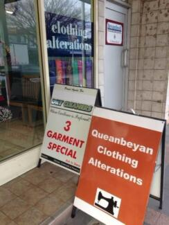 Queanbeyan Clothing Alterations