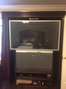 52 inch HDTV with Stand