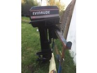 Outboard Engine Evinrude/Johnson 25hp Collection only Surrey London