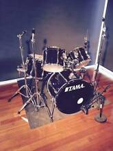 Tama 5 Piece Rockstar Drum Kit (road cases included) Doncaster East Manningham Area Preview