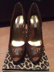 Ted Baker Heels, size 6/6.5