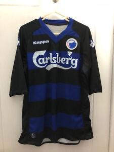BNWT FC Copenhagen XL 2010-2011 Away Shirt