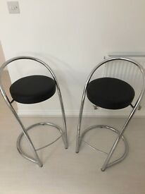 Stools - ONLY £15.00 for the pair. In good condition.