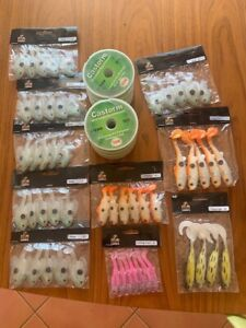 fishing lures and line