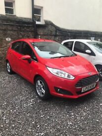 **REDUCED** Ford Fiesta 2013 Reg For Sale - LOW MILEAGE