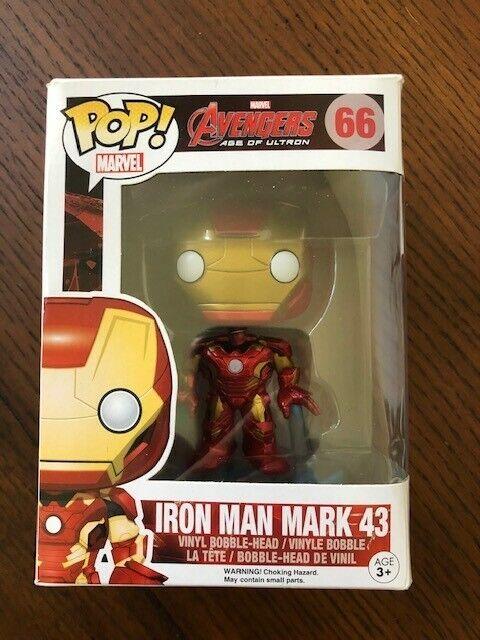 Marvel Avengers Age Of Ultron Funko Pop Figur 6 Designs Zur Auswahl Von