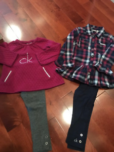 Calvin Klein 4T outfits