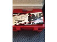 Martek Drill Sharpener