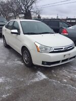 2010 FORD FOCUS SE ONLY 87,000 KM!  CERT, E-TEST London Ontario Preview