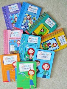 The AMAZING DAYS of ABBY HAYES ==Junior Chapter books