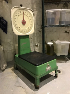 Vintage Toledo Weigh Scale