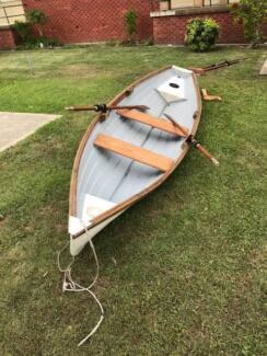Rowing Boat - 16 Foot