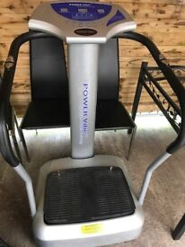 Vibro Plate Profesional In Excelent working order