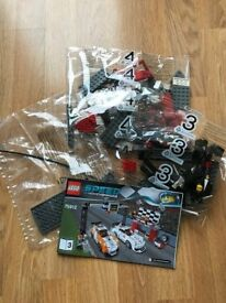 Parts of Lego Speed Champions (from kit 75912 Porsche Finish Line)