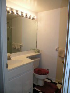 YONGE & COLLEGE FURNISHED ROOM WITH PRIVATE BATH, $1,300.00