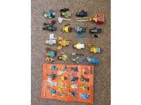 Lego MiniFigures Series 15 complete set