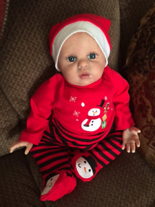 Absolutely Adorable One of a Kind Baby Doll